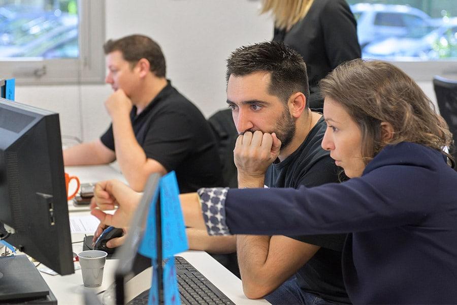 Email builder collaboratif et compatible avec tous les routeurs email